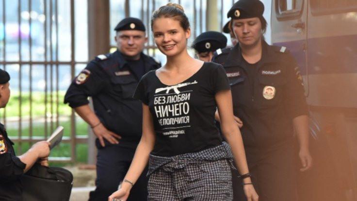 İsveç, Pussy Riot'a iltica hakkı tanıdı