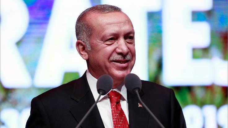 'Erdoğan'a yeşil pasaport alkışı ve yargı reformu'