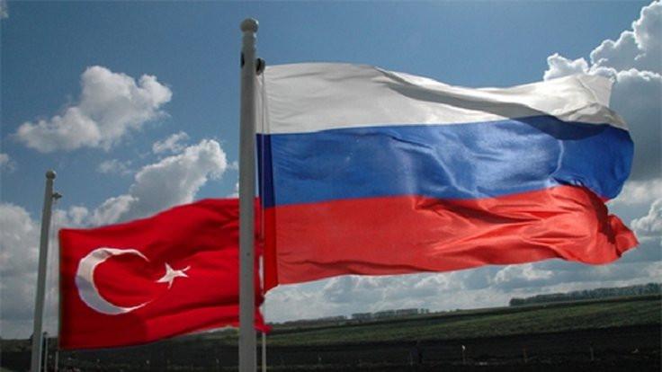 Türkiye-Rusya çalışma grubu ilk toplantısını yaptı