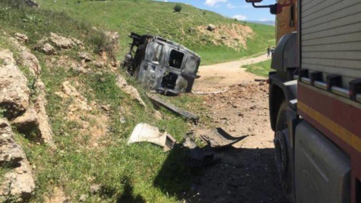 Silopi'de patlama: İki kardeş öldü