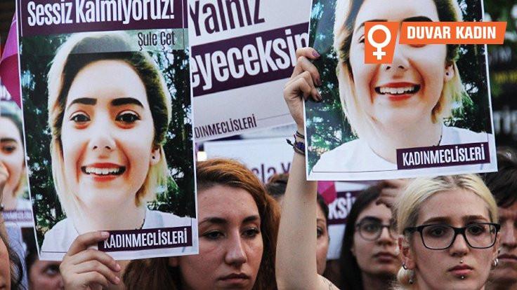 Sanık avukatı Şule Çet'in babasını suçladı