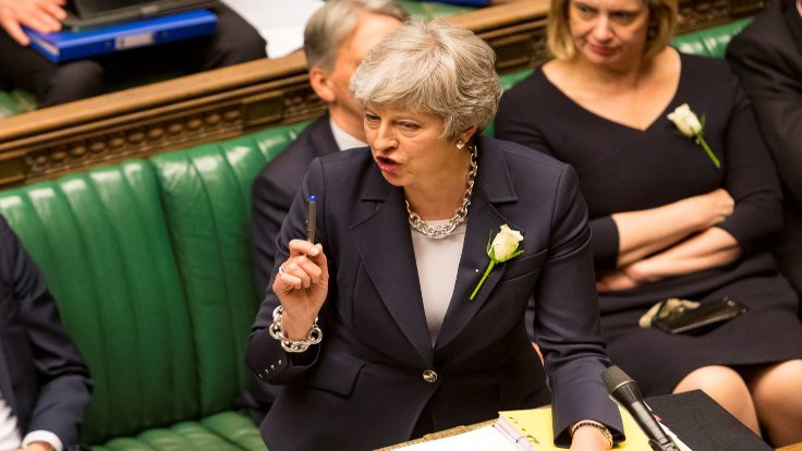 İngiltere Başbakanı Theresa May'den açlık grevi açıklaması: Türkiye'den beklentilerimiz var