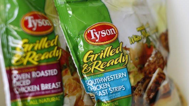ABD'de 5 bin 300 ton tavuk toplatılıyor