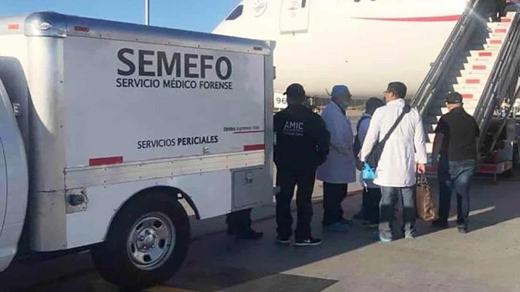 246 paket kokain yuttu, uçakta öldü