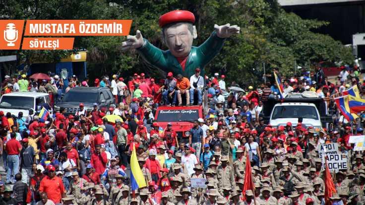 'ABD saldırırsa Venezuela yeni Vietnam olur'