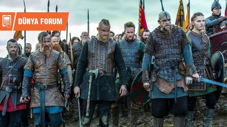 Dünya Forum: Amerika'yı keşfedenler Vikinglerdi