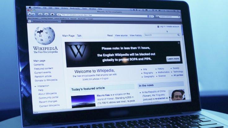 Zeyrek: Wikipedia açılabilir