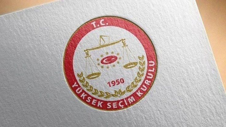 YSK, seçim iptali istemini reddetti