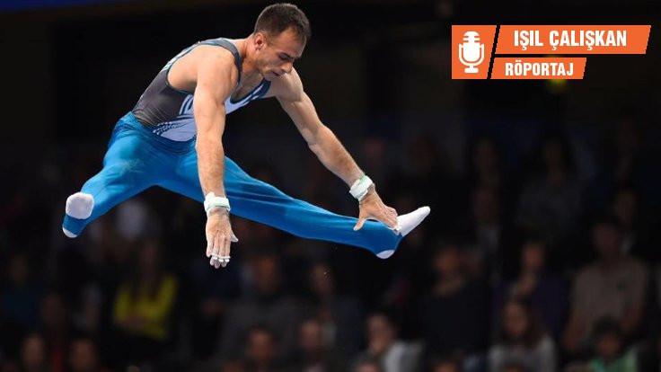 Cimnastikçi Şamiloğlu: Keşke yazar olsaydım...