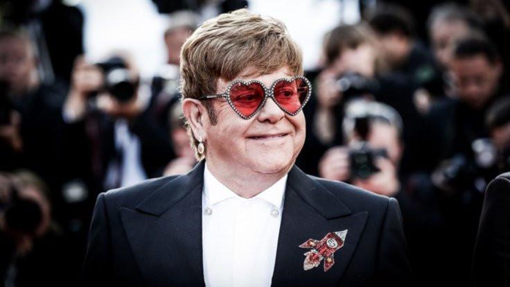 Elton John: Avrupalıyım,emperyalist değil