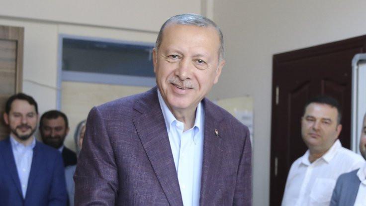 Erdoğan: Yeni bir dönemin eşiğindeyiz