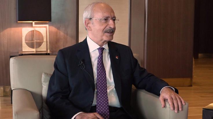 Kılıçdaroğlu: Ne işi var Demirtaş'ın hapiste!