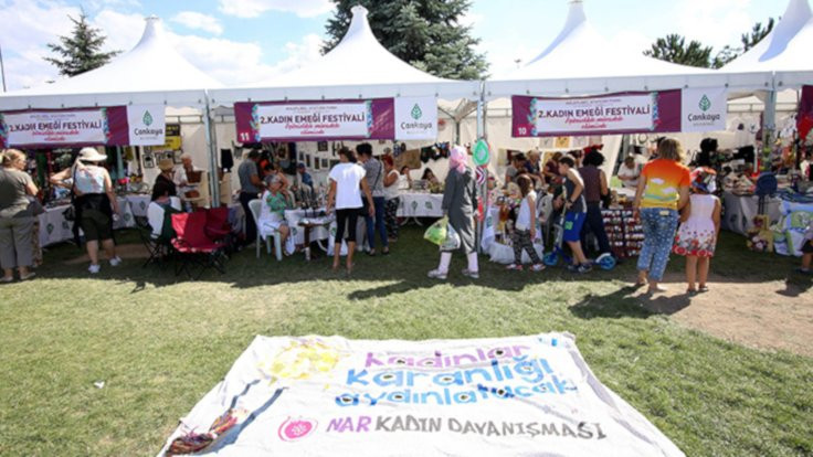 'Kadın Emeği Festivali' başlıyor