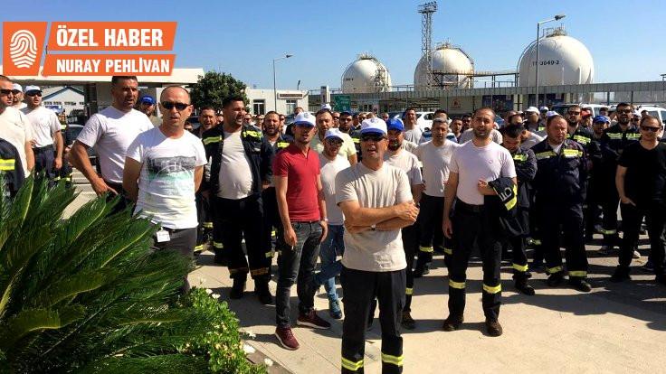 TÜPRAŞ işçileri rafineriyi terk etmiyor
