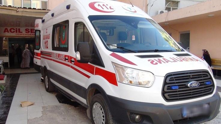 İzmir'de kaza: 1 ölü, 2 yaralı