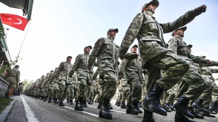 Askerlik Kanunu'na 'yetki' rötuşu geliyor