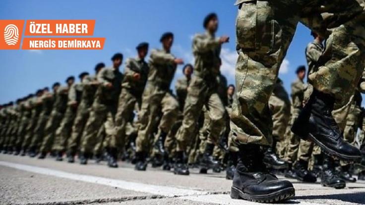 Askerlik kanun teklifine rötuş geliyor