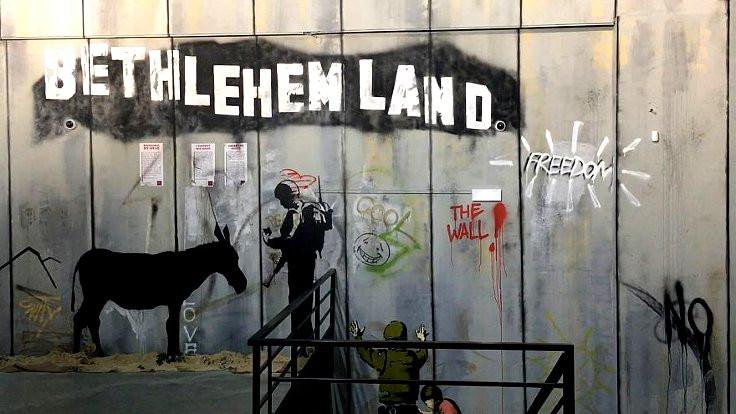 Banksy'nin Dünyası Paris'te