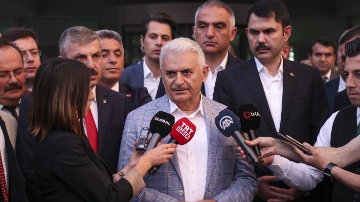 Yıldırım: Bahçeli mitili İstanbul'a attı