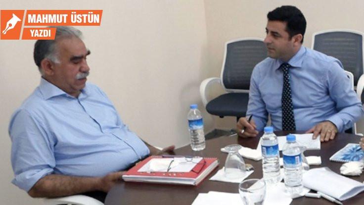 Öcalan'ın mektubu HDP'yi karıştırır mı?