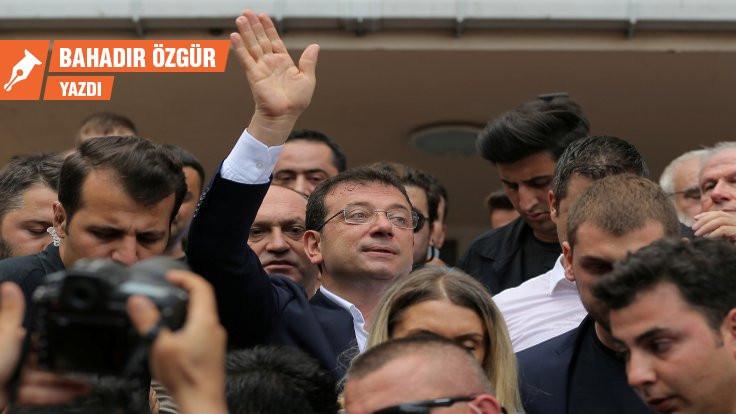 İmamoğlu artık belediye başkanı değil!
