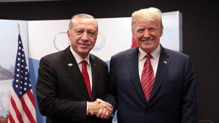Trump: Suriye'ye harekâtı bir telefonla engelledim