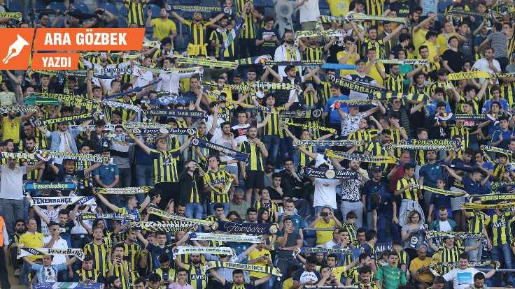 Fenerbahçe aynı: Eski tas, eski hamam
