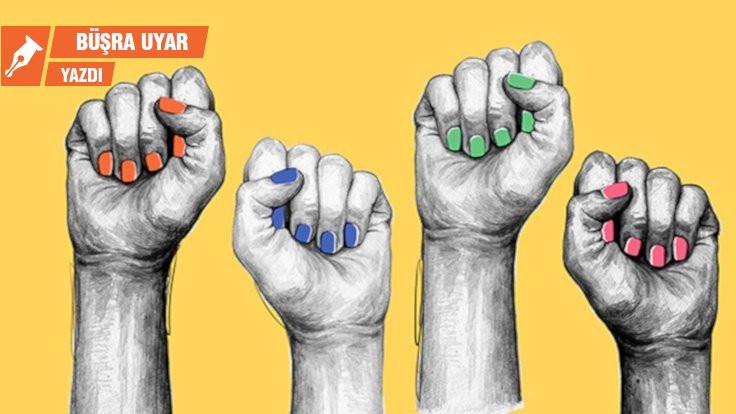 Ferhunde Özbay'dan feminist adanmışlık