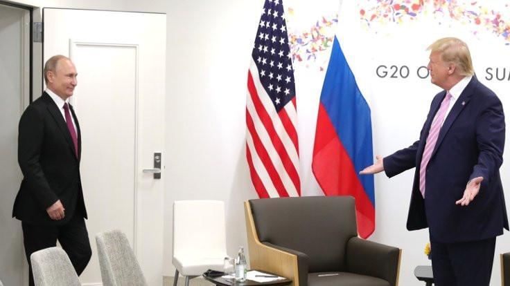 Trump'dan Putin'e 'seçim' şakası