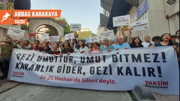 Gezi Davası: Sivil toplumculuğu yok etme davası
