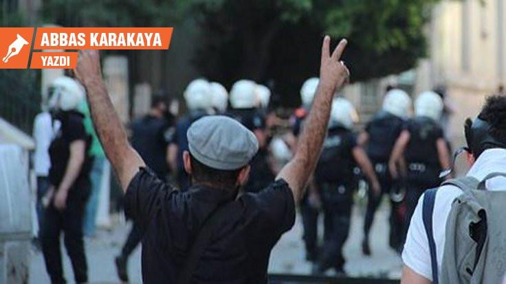 Sözlüklerin peşinde Gezi protestoları