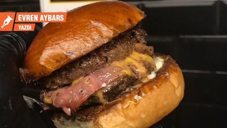 Hamburger çok güzel olmuş