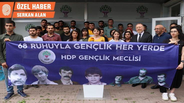 HDP Gençlik Meclisi kuruldu
