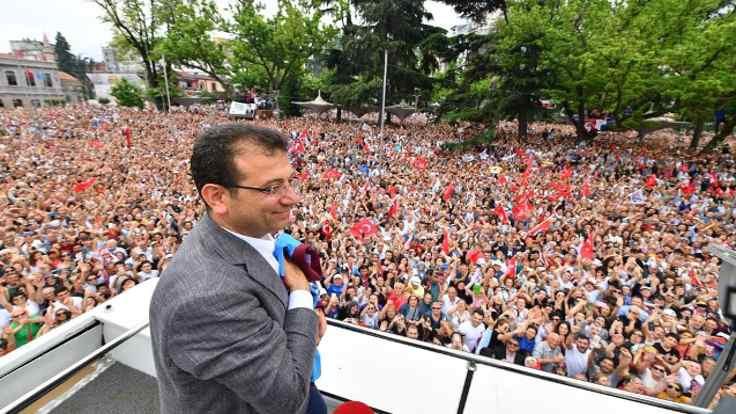 İmamoğlu: Demokrasi mücadelesi vereceğim