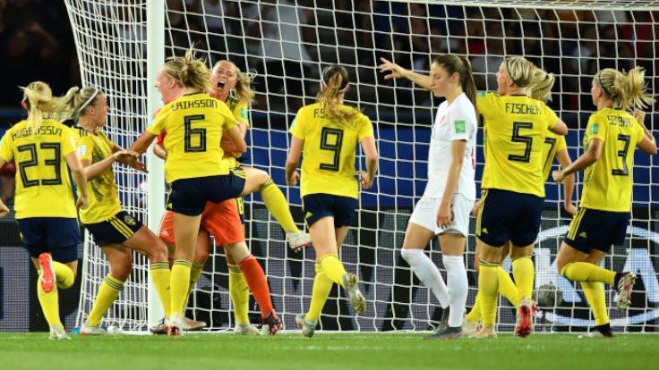 ABD ve İsveç çeyrek finalde