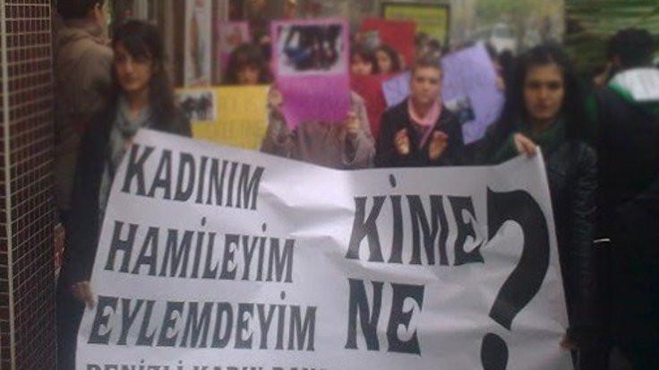 Hamile kadına polis tekmesi: Hak ihlal edildi