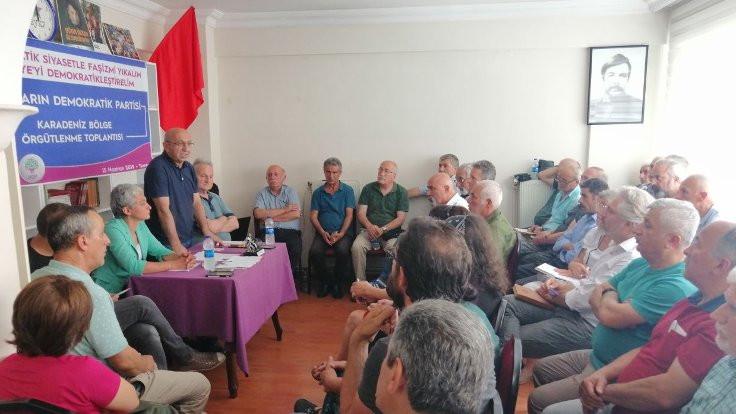 HDP'de Karadeniz konferansı