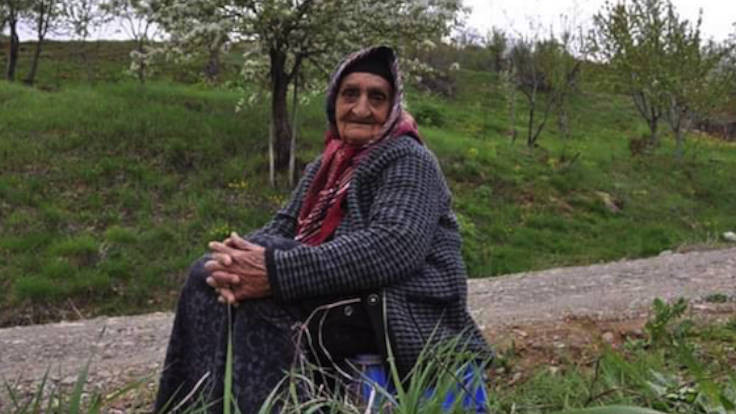'Dersim'in kayıp kızı' hayata veda etti