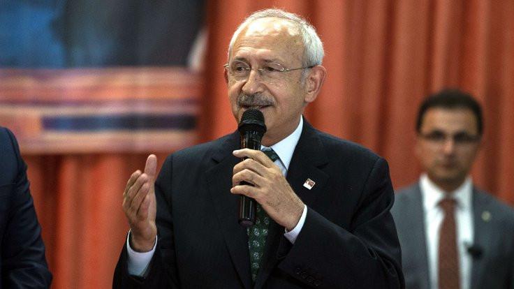 Kılıçdaroğlu: Ekrem Bey'in rakibi artık Binali Bey değil YSK'dir