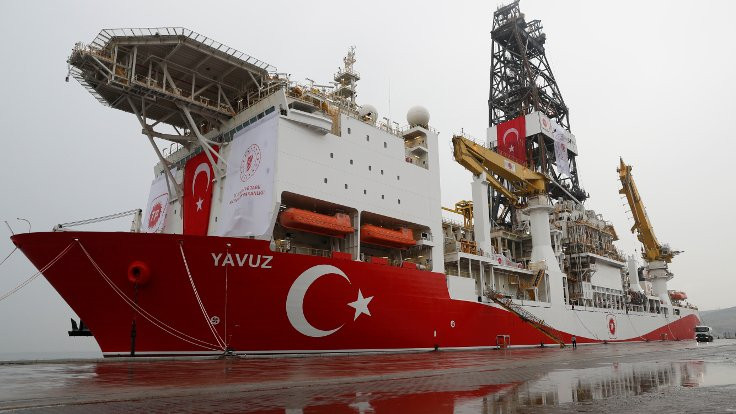 AB'den Türkiye'ye Doğu Akdeniz kınaması
