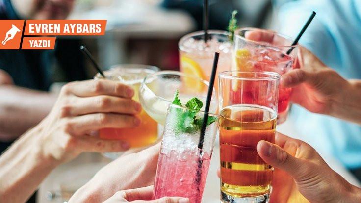 Kutlama kokteylleri