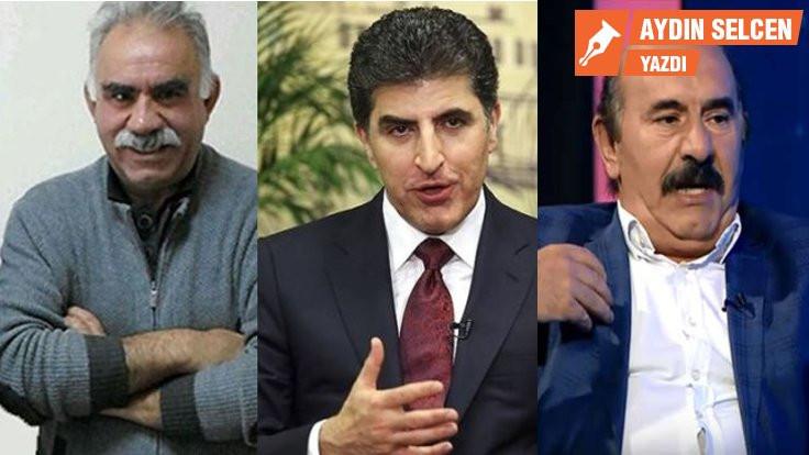 Öcalan, Neçirvan, Osman, filan...