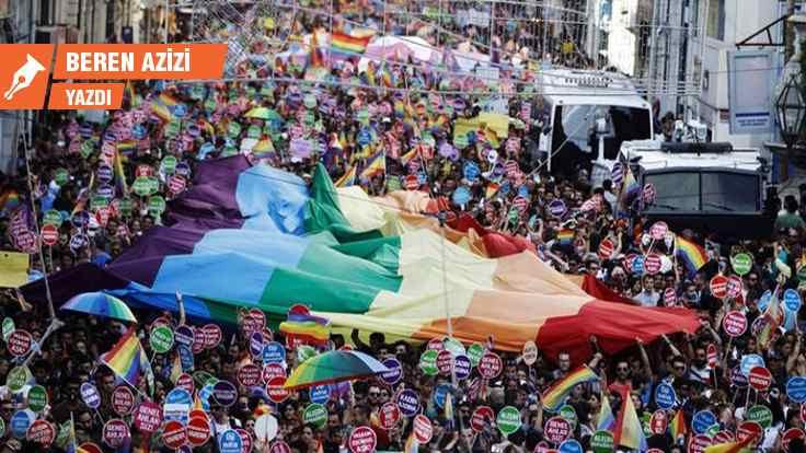 LGBT kökenli T.C. aşıkları 2023 Pride'a hazır!