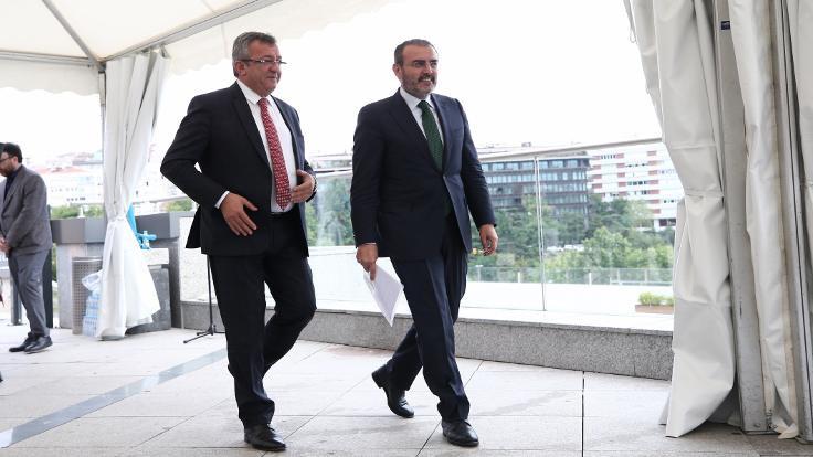 CHP: AK Parti soruları ortak havuzda istedi