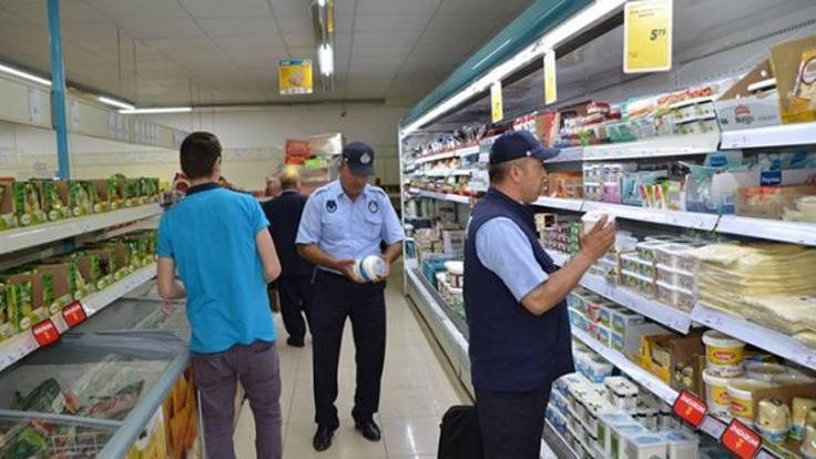 Hileli gıdaya 36 milyon lira ceza
