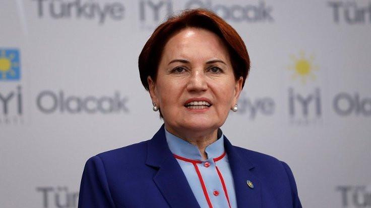 Meral Akşener: Erdoğan seçilemeyecek