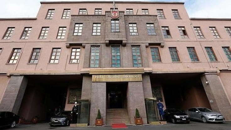 MSB'den Murat Alan için suç duyurusu