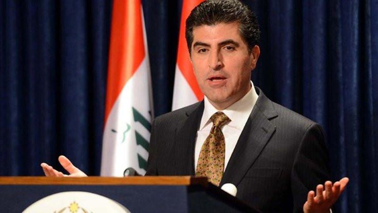 Barzani'den 25 Kasım mesajı