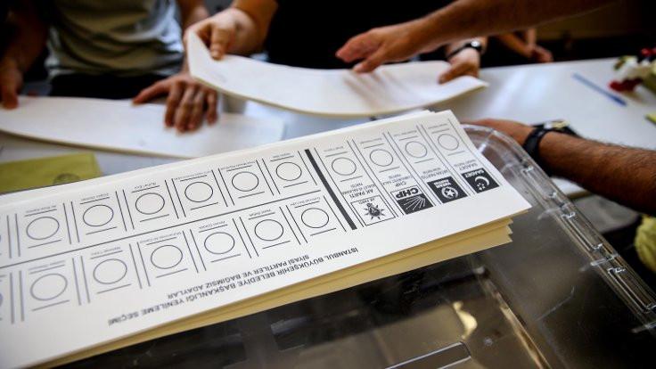 İl Seçim ilan etti: 4 milyon 741 bin 868