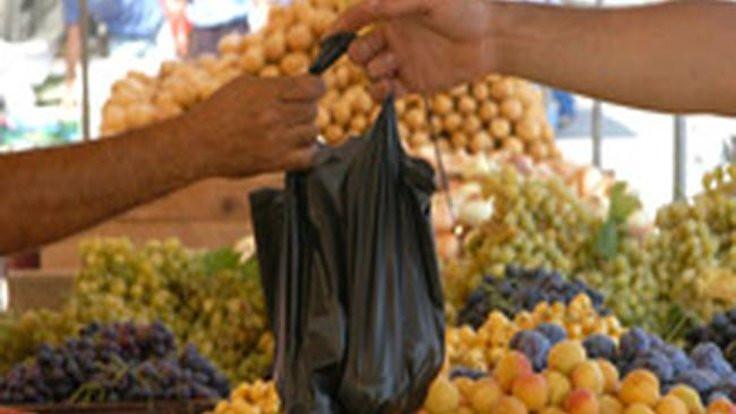 Plastiklerin en zararlısı siyah poşet